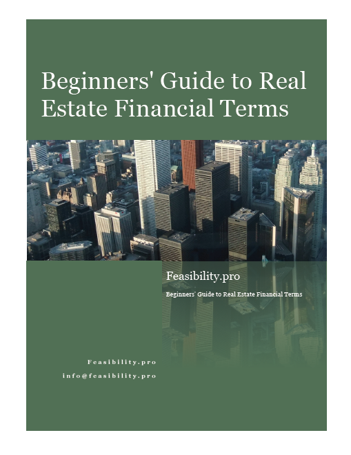 Beginners' Guide to Real Estate Financial Terms